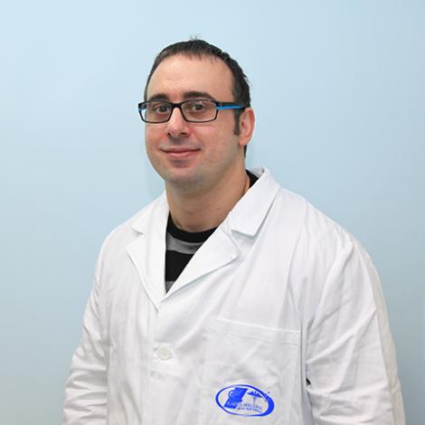 Dr Aleksandar Milenković
