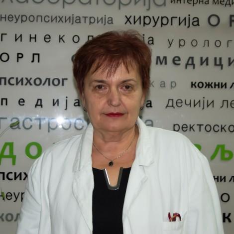 Dr Vesna Davidović