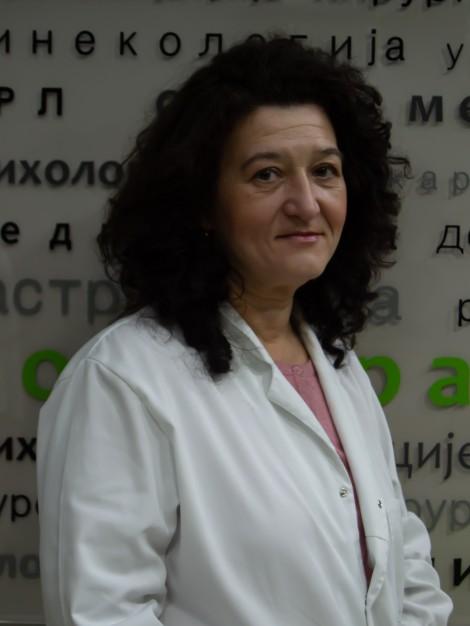 Dr Jelena Milosavljević