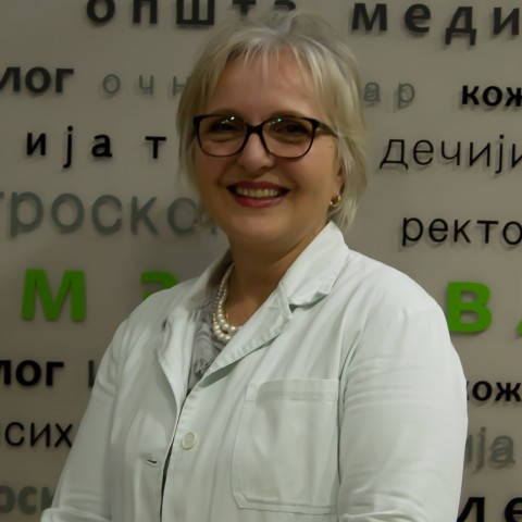 Dr Dragana Arsić