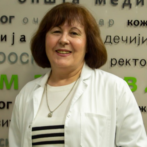 Dr Mila Milenković