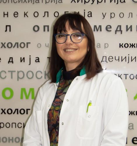 Mr sci.med. Dr Daniela Matić